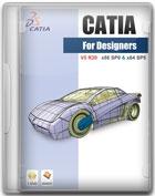 نرم افزار CATIA V5 R20