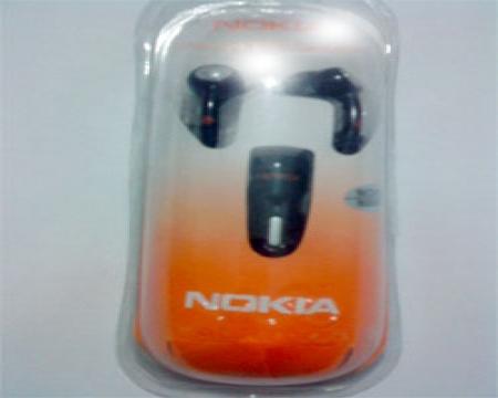 هندزفری نوکیا مدل n95/n76  پکدار