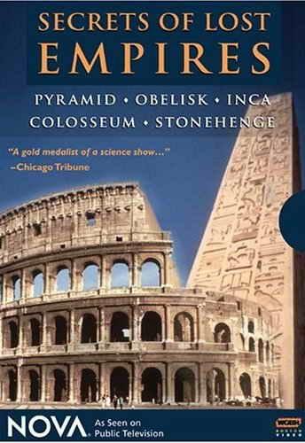 مستند اسرار امپراطوری های گمشده