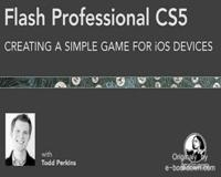 فیلم اموزشی Lynda Flash Professional CS5 Creating A Simple Game For Android