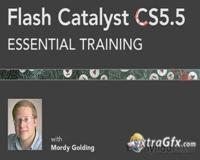 فیلم اموزشی Lynda Flash Catalyst CS5 5 Essential