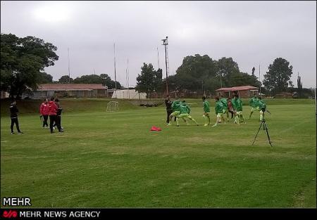 تمرینات تکنیک و تاکتیک تیم های آلمان ویژه نوجوانان فوتبال