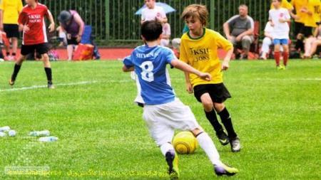 آموزش مهارت ها و تکنیک های فردی فوتبال (سنین پایه)