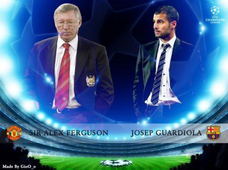 فینال جام باشگاه های اروپا 2011 (بارسلونا و منچستر یونایتد)