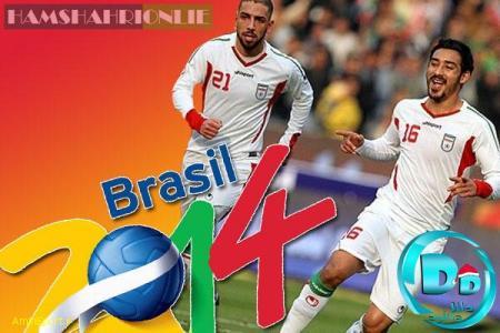 مسابقه ایران-کره جنوبی مرحله انتخابی جام جهانی 2014 برزیل