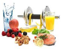 اهمیت تغذیه در ورزش