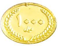 سکه 100 تومانی ترئینی