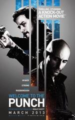 به پانچ خوش آمدید (جیمز مک آوی و مارک استرانگ) (DVD ورژن, 2 صدا)(1DVD)