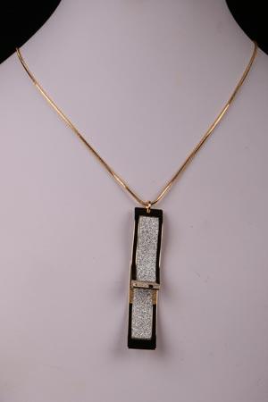 خرید گردنبند دخترانه فانتزی طلائی (nl4)