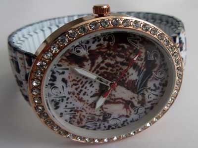 خرید ساعت اسپرت دخترانه بند کشی (w4)