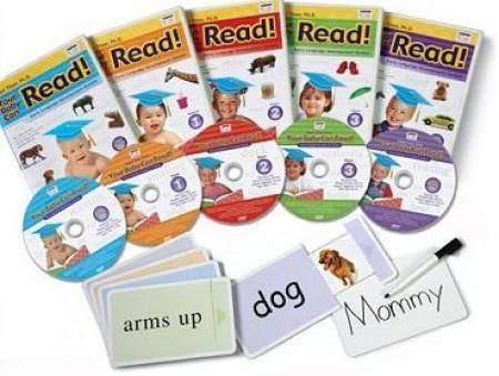 آموزش زبان انگلیسی برای کودکان Your Baby Can Read