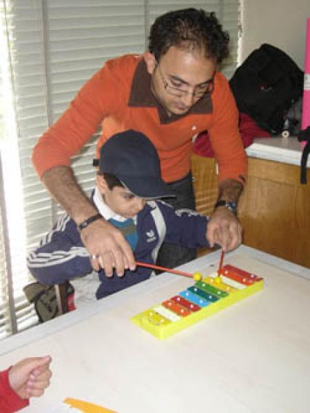 آموزش ساز ارف کودکان