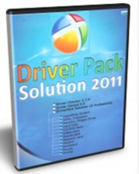 مجموعه درایورهای قطعات کامپیوتر Driver Pack Solution 2011