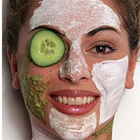 آموزش استفاده از ماسک های گیاهی