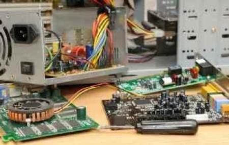 آموزش فارسی تعمیرات کامپیوتر مانیتور لپ تاپ پرینتر و موبایل