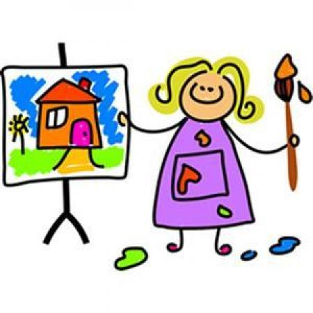 نقاشی جادویی (برای کودکان)