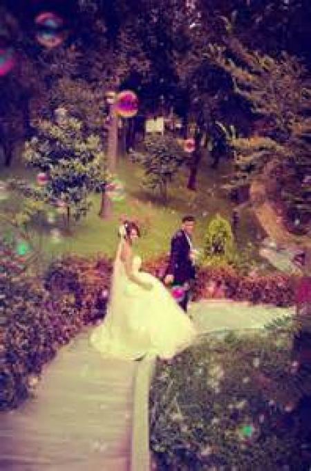 بهترین و زیباترین مجموعه فیگور و ژستهای عروس و داماد