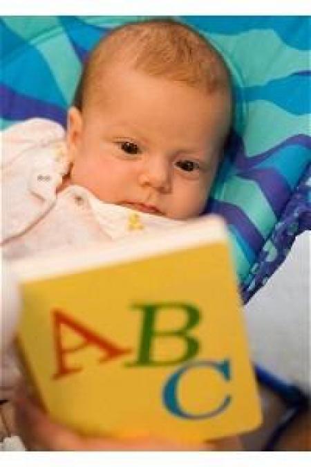آموزش زبان کودکYour baby can read