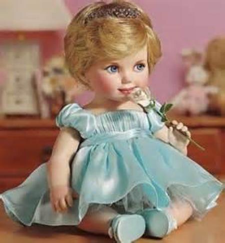 آموزش تصویری ساخت عروسک چینی