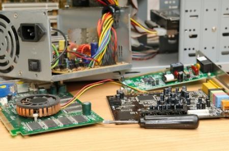 محصول فراگیری سخت افزار مونتاژ و عیب یابی کامپیوتر سه سی دی