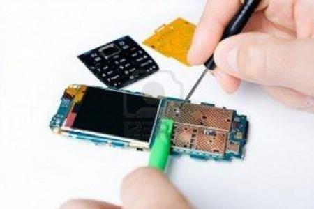 کامل ترین مجموعه آموزش فارسی تعمیر موبایل معادل 7 سی دی