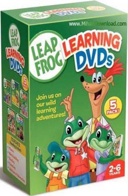 آموزش زبان انگلیسی برای کودکان 2 تا 6