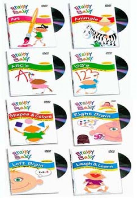 آموزش زبان کودکان Brainy Baby Series for Kids