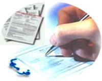 بسته 1500 نمونه متن مکاتبات و فرم های تجاری و اداری به زبان انگلیسی