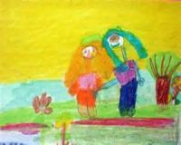 توضيحات آموزش نقاشی کودکان