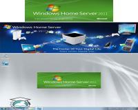 مجموعه سیستم عامل Microsoft Windows Home Server 2011