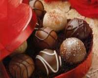 آموزش تهیه ی شکلات در خانه