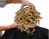 آموزش فارسی فر کردن و کوتاه کردن مو