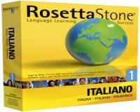 ایتالیایی درخواب+Rosetta Stone Italian