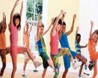 مجموعه ورزشی کودکان