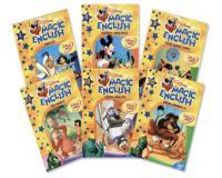 مجموعه آموزش زبان برای کودکان Magic English