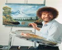 آموزش شاهکارهای نقاشی باب راس