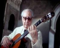 پدر گیتار کلاسیک جهان (( استاد آندرس سگوویا ))