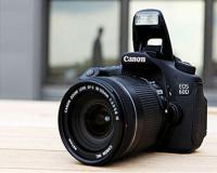 آموزش کاربردی شناخت دوربین عکاسی Canon 60D و عکاسی