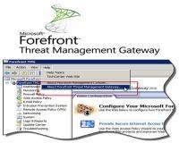 آموزش جامع و کاربردی ایمن سازی شبکه ها به کمک نرم افزار Forefront Treat Manageme