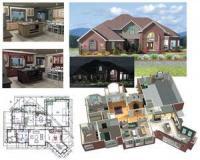 توضيحات 1300 نقشه معماری و ساختمان شامل پلان نما دتایل برش