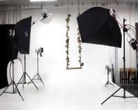 آموزش استفاده از ابزارهای شکل دادن به نور در آتلیه های عکاسی