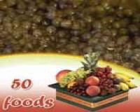 50مجموعه غذا قبل از مرگ