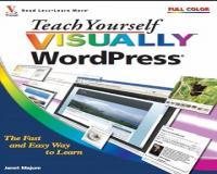کتاب الکترونیکی خودآموز سیستم وبلاگ ساز WordPress