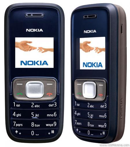 گوشی موبایل Nokia 1209