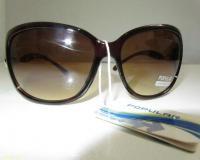 عینک آفتابی پوپیولار  POPULAR   uv400  mod 2004...5 + کیف هدیه