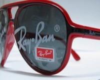 عینک آفتابی اسپرت ری بن کت قرمز مدل 1152(حالا دیگه نوبت متفاوت بودنه !!! )
