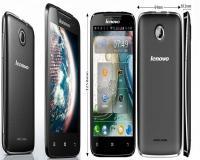 Lenovo A390 smart phone