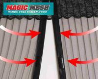 مجیک مش magic meshتوری جادویی با نصب آسان