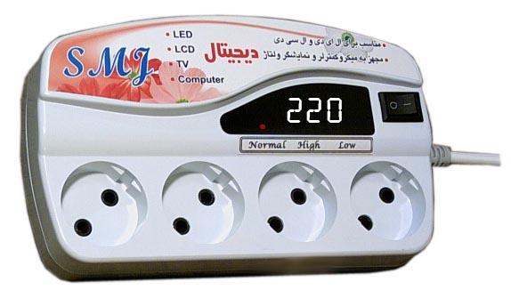 محافظ دیجیتال لوازم الکترونیکی(صوتی تصویری،کامپیوتر) SMJ