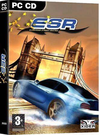 بازی مسابقات خیابانی اروپا-European Street Racingـ-ESR-2010